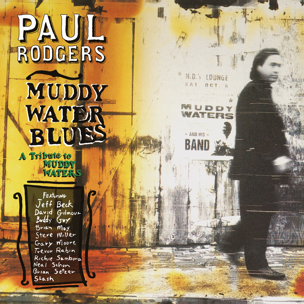Paul Rodgers - Muddy Water Blues: A Tribute To Muddy Waters (Hol)