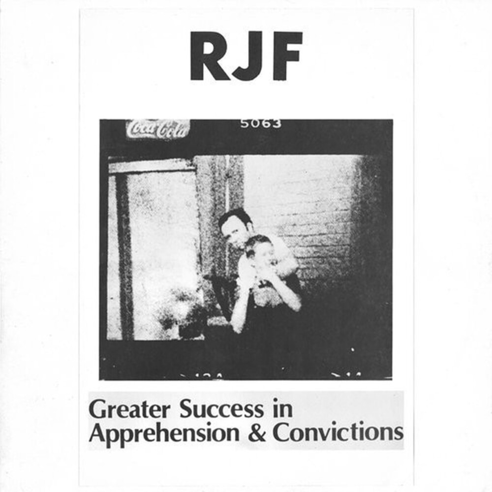 Rjf - Greater Success In Apprehension & Convictions