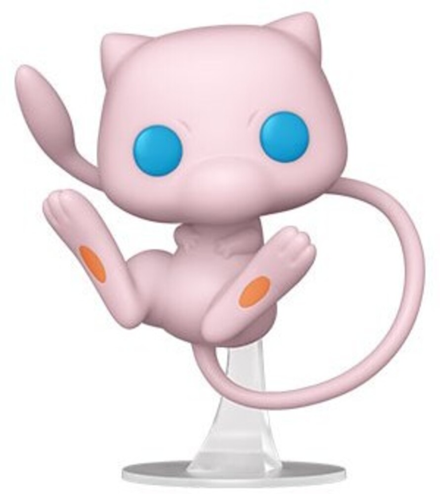 - FUNKO POP! Games: Pokemon- Mew