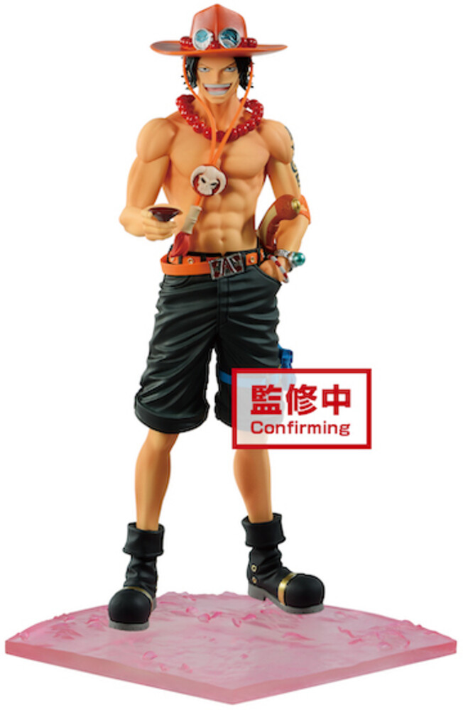 Banpresto - BanPresto - One Piece Magazine Special Episode Luff Vol.2 Figure
