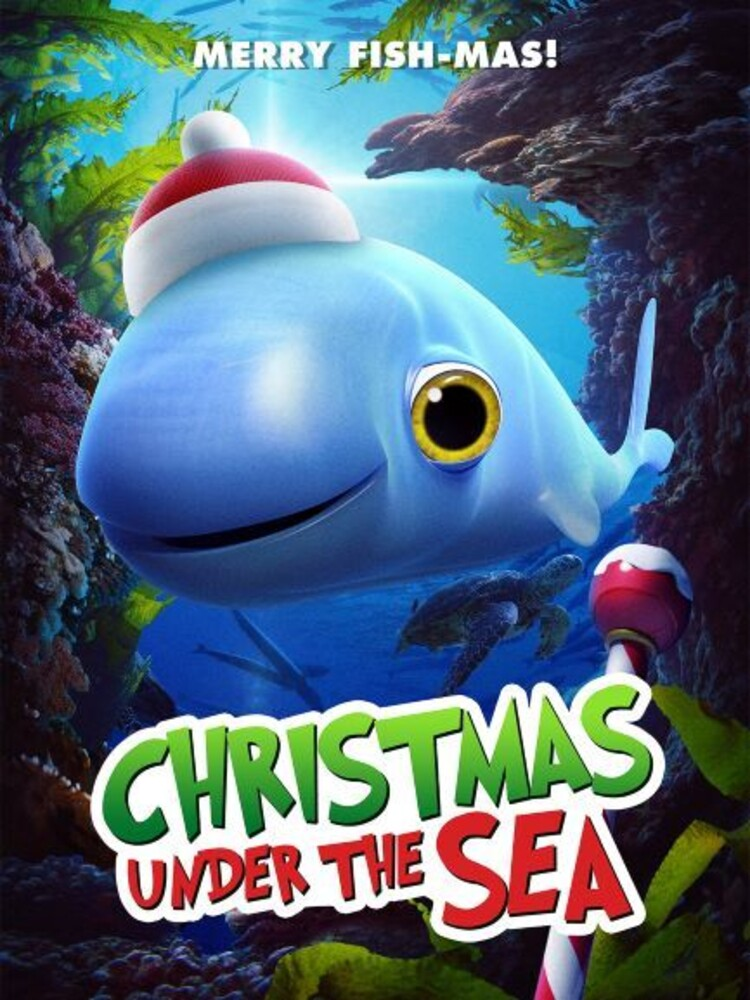 Gina Pluto - Christmas Under The Sea