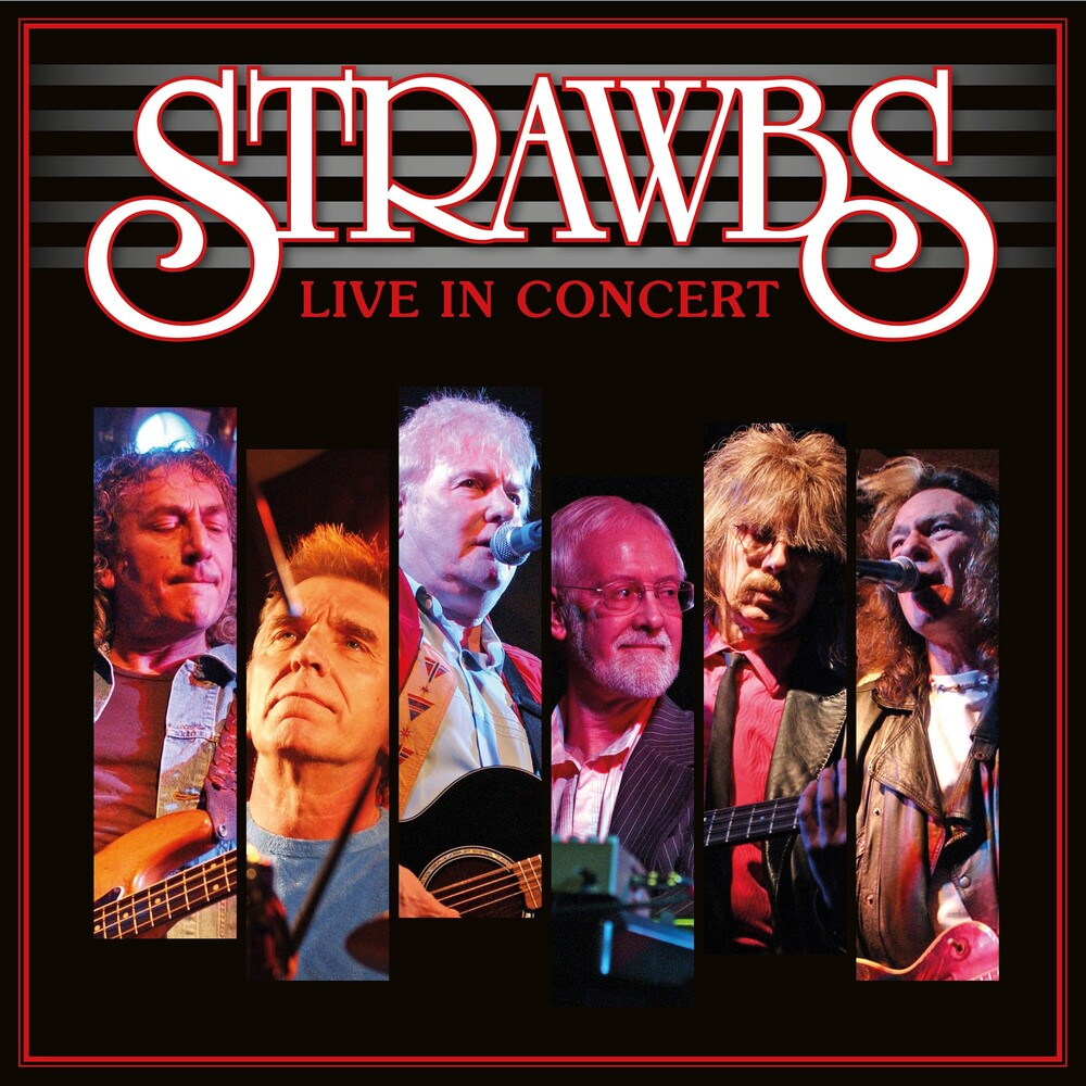 Strawbs - Live In Concert (W/Dvd)