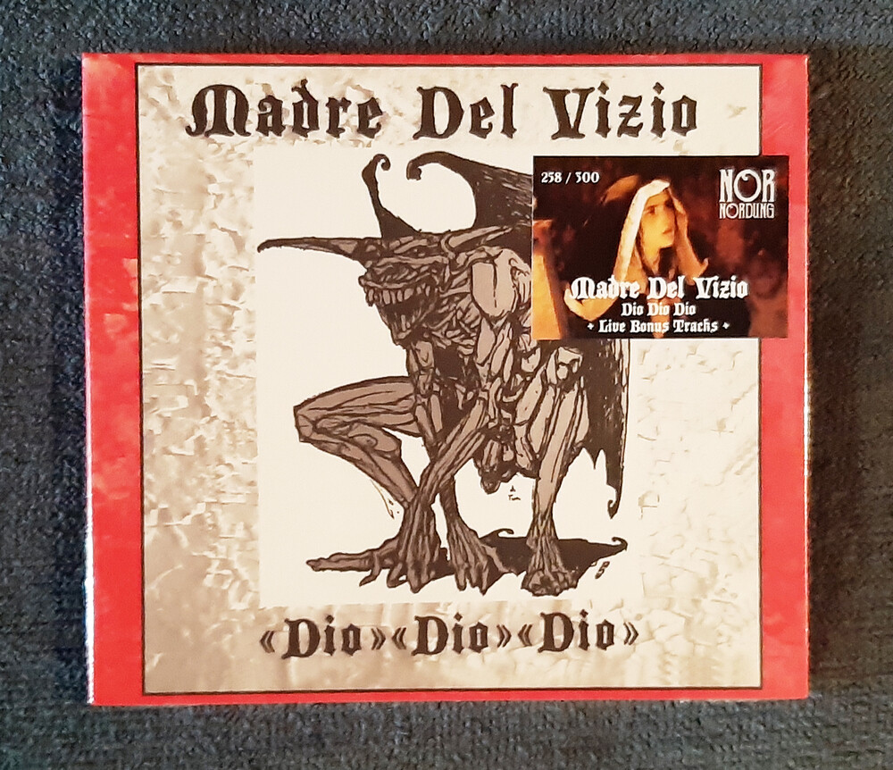 Madre Del Vizio - Dio Dio Dio [Limited Edition] [Remastered] [Digipak]