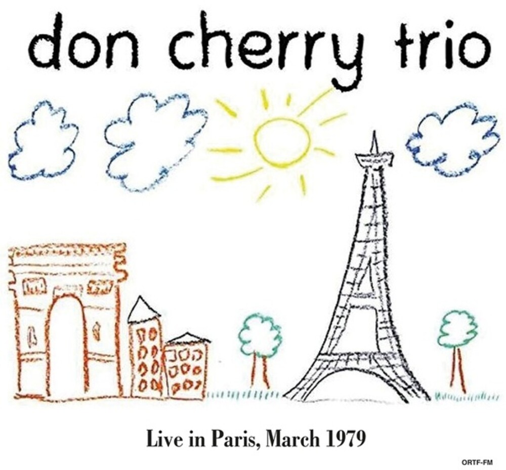 Don Cherry - Live In Paris March 1979