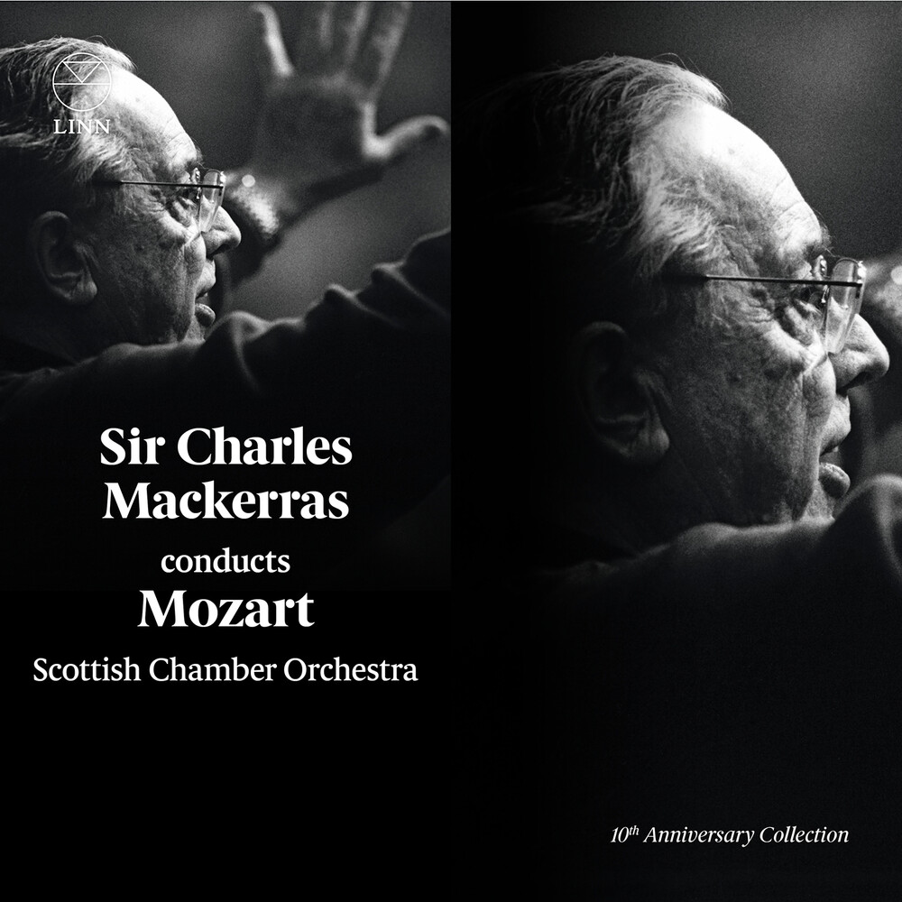 Mozart / Scottish Chamber Orch / Mackerras - Sir Charles Mackerras Conducts (Box)