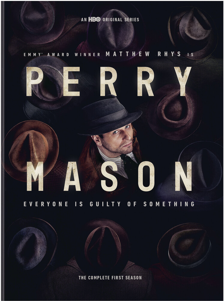 Perry Mason: Complete First Season - Perry Mason: The Complete First Season