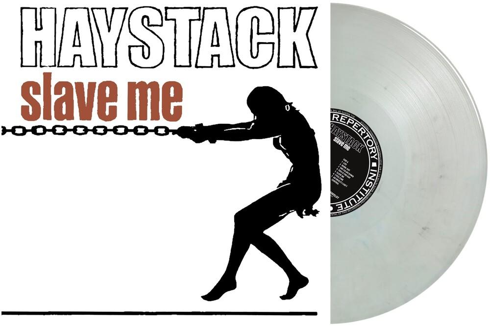 Haystack - Slave Me (Marble White Vinyl) (Wht)