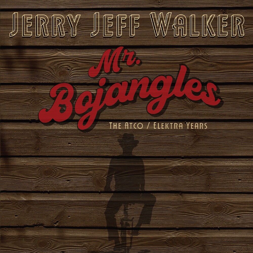 Jerry Walker Jeff - Mr Bojangles: Atco / Elektra Years