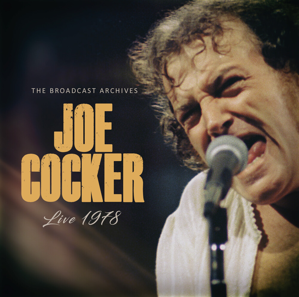 Joe Cocker - Live 1978