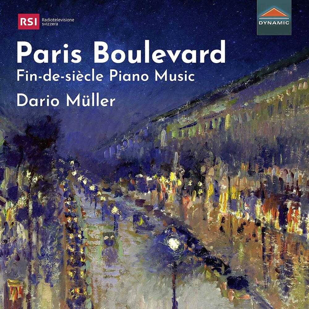 Dario Muller - Paris Boulevard / Various