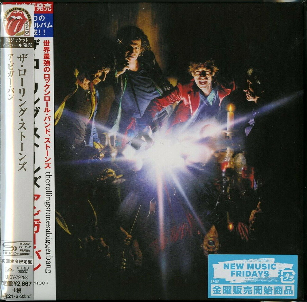 The Rolling Stones - A Bigger Bang (SHM-CD) [Import]
