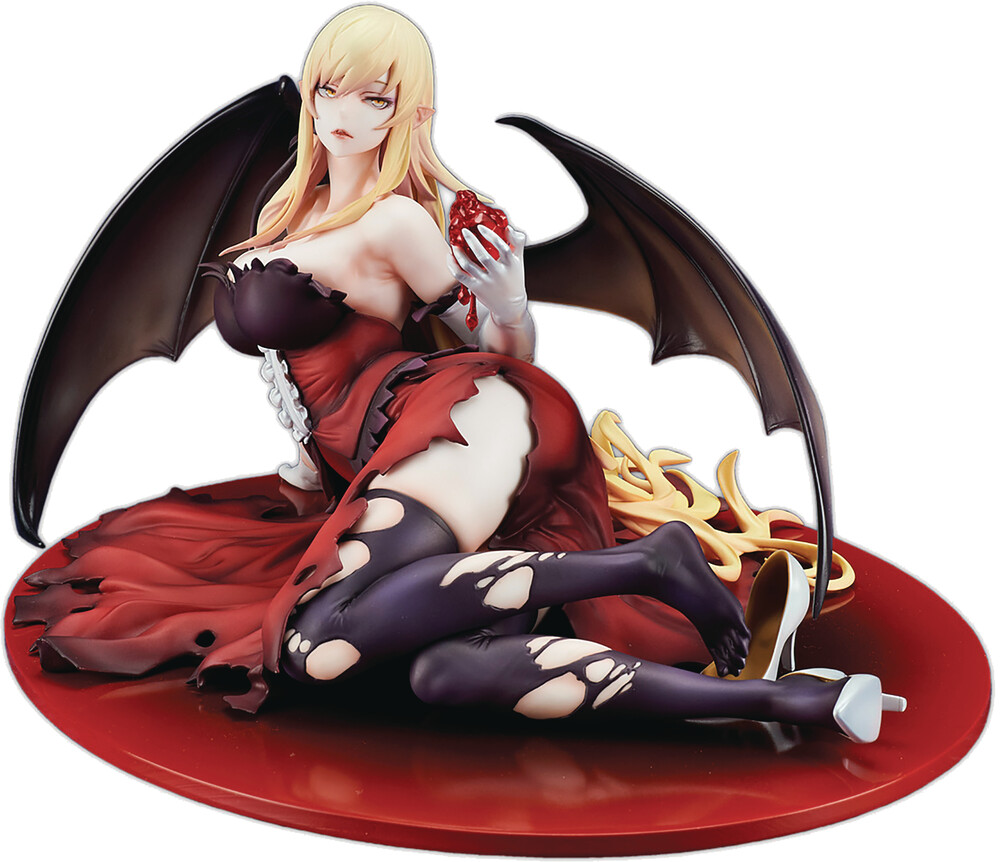 Good Smile Company - Good Smile Company - Kizumonogatari Kiss-Shot Acerola-Orion Heart 1/7PVC Figure (Mr)
