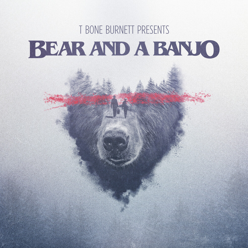 Bear & A Banjo - Bear & A Banjo