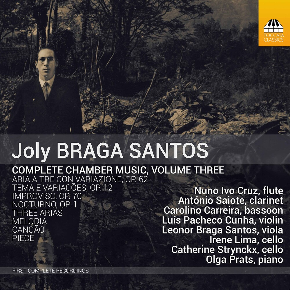 Santos - Complete Chamber Music 3