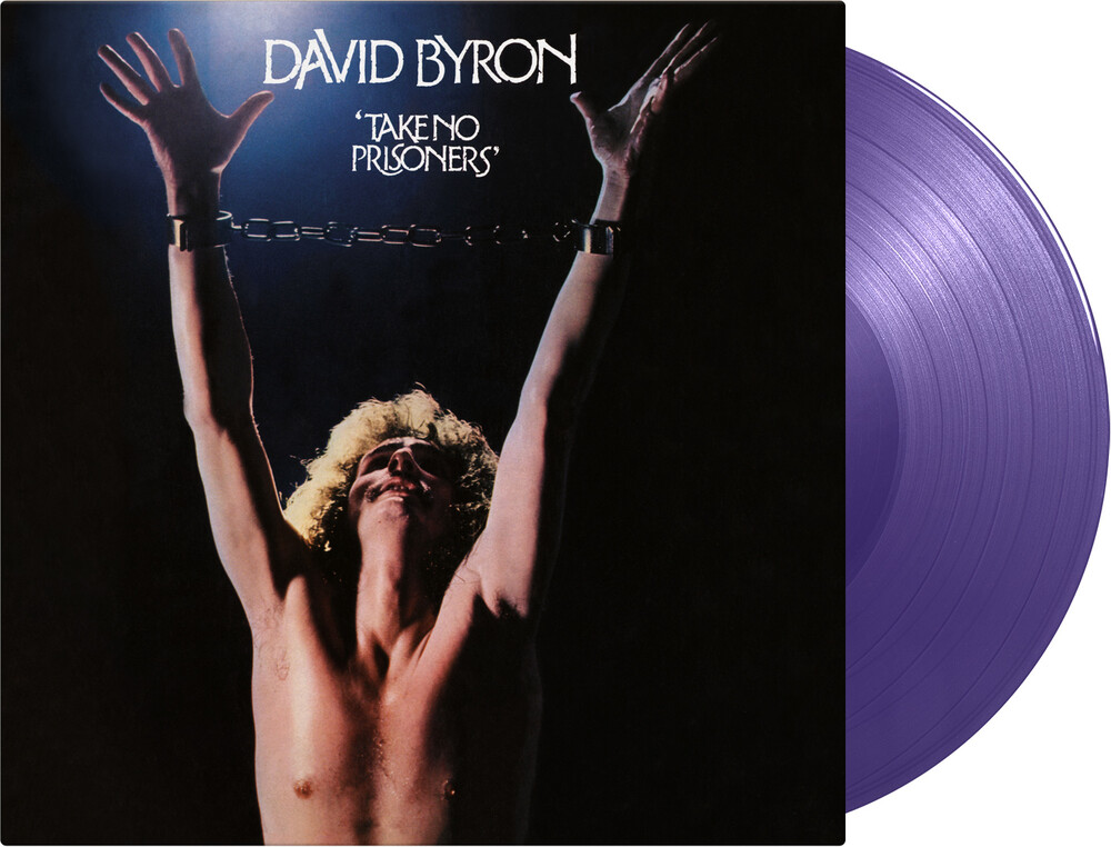 David Byron - Take No Prisoners [Limited 180-Gram Purple Colored Vinyl]