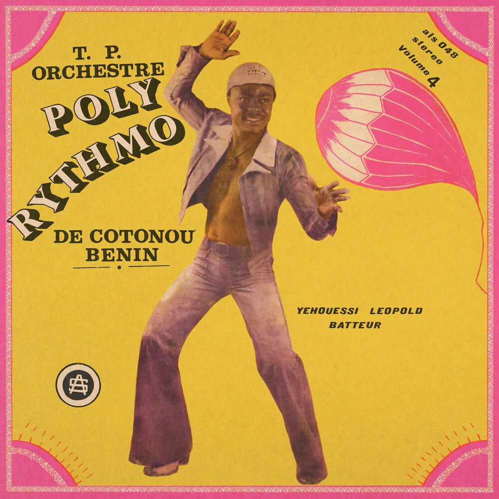 T.P. Orchestre Poly-Rythmo de Cotonou - Vol. 4 - Yehouessi Leopold Batteur