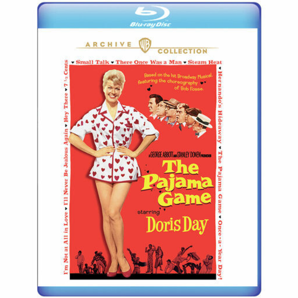 Pajama Game (1957) - The Pajama Game