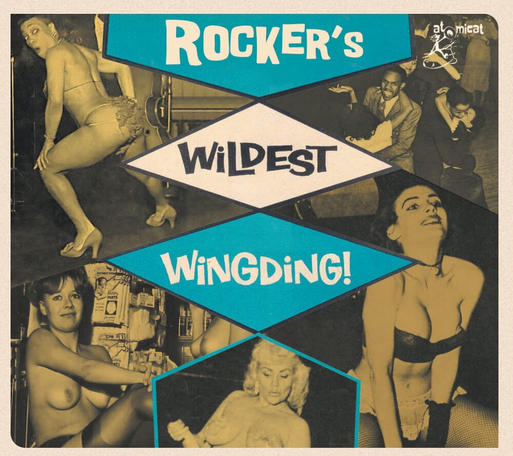 Rockers Wildest Wingding / Various - Rockers Wildest Wingding / Various