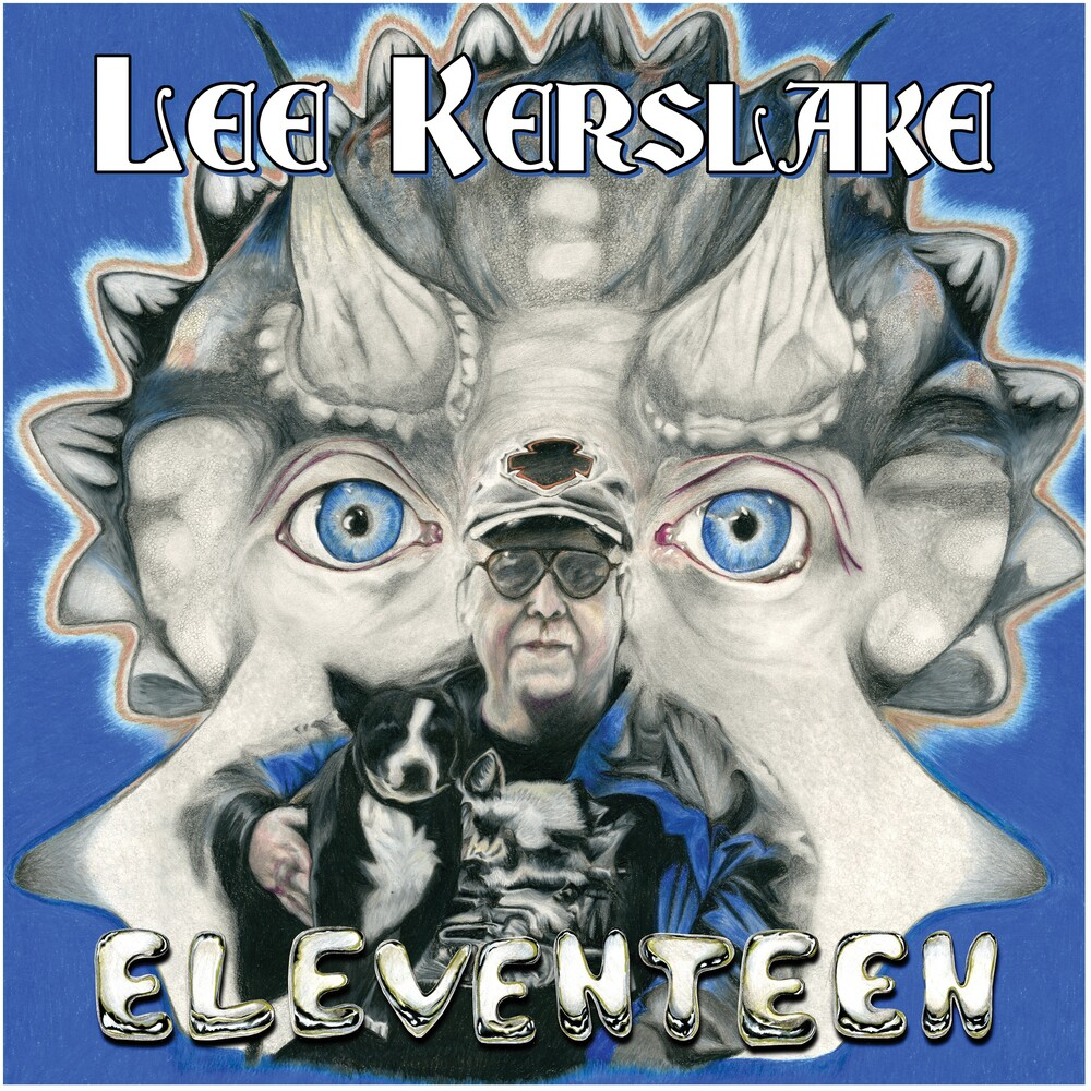 Lee Kerslake - Eleventeen (Gate) [Limited Edition] (Uk)