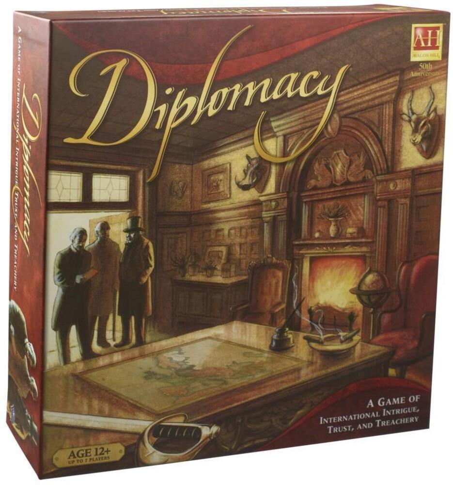 Diplomacy - Hasbro Gamming - Diplomacy
