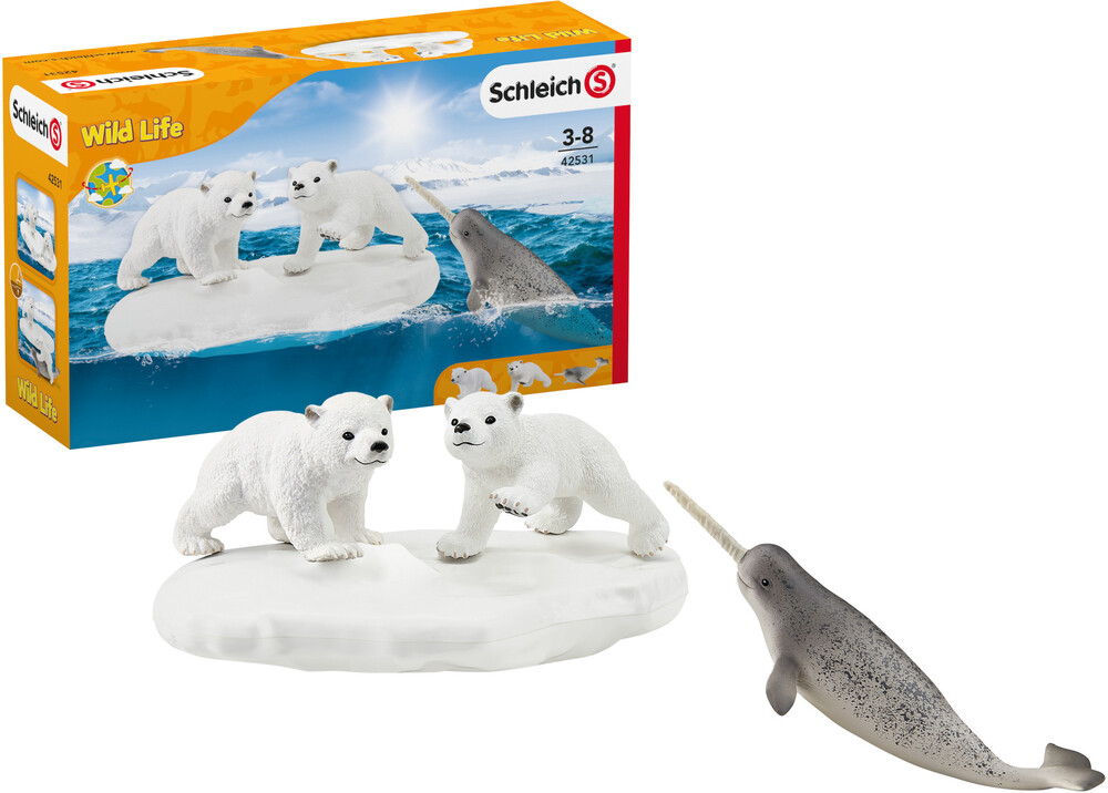 Schleich - Polar Playground