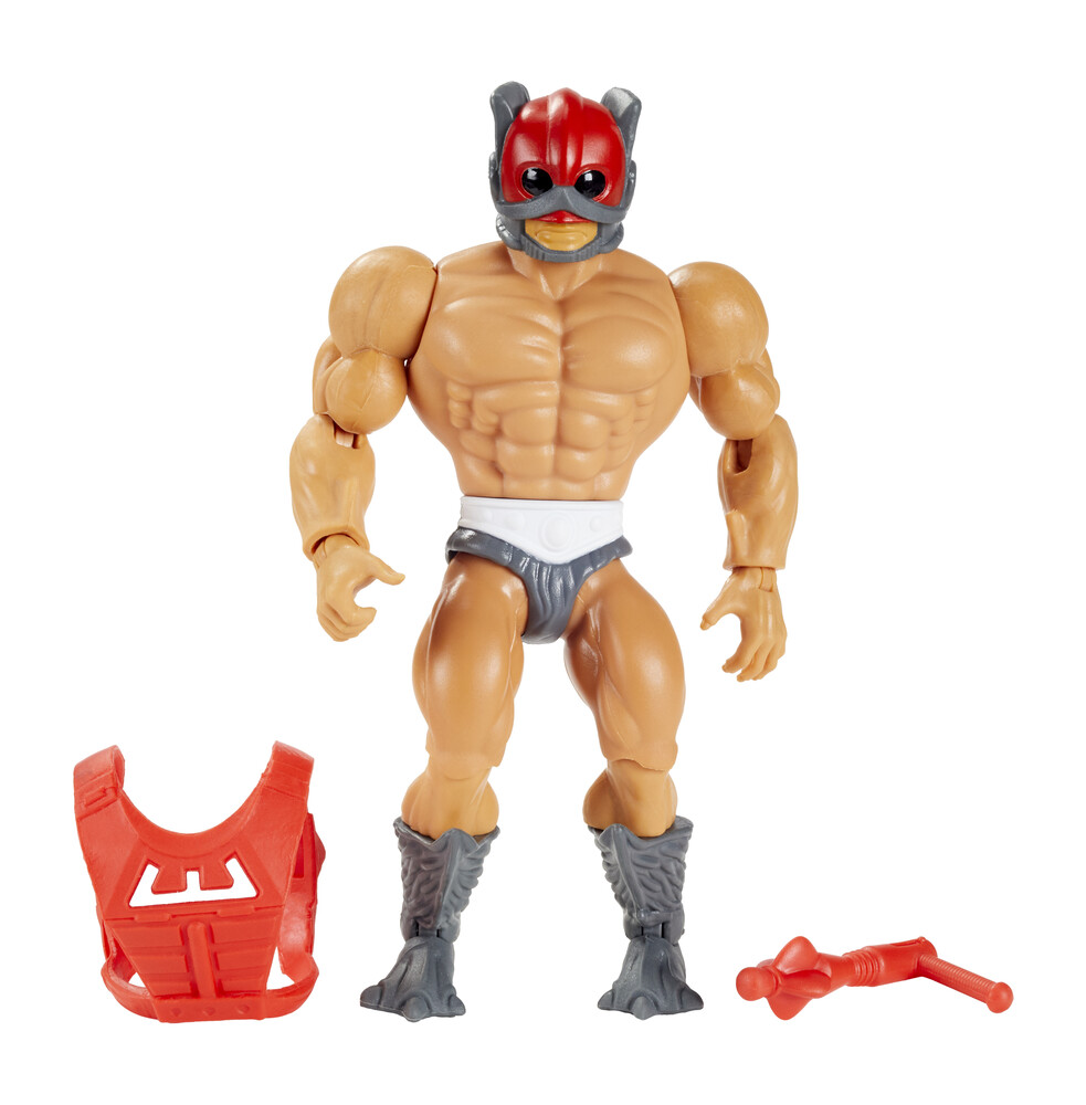 Masters Of The Universe - Mattel Collectible - Masters of the Universe Origins Zodac Action Figure (He-Man, MOTU)