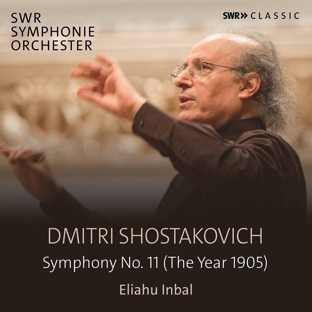 Shostakovich / Swr Symphonieorchester / Inbal - Symphony 11