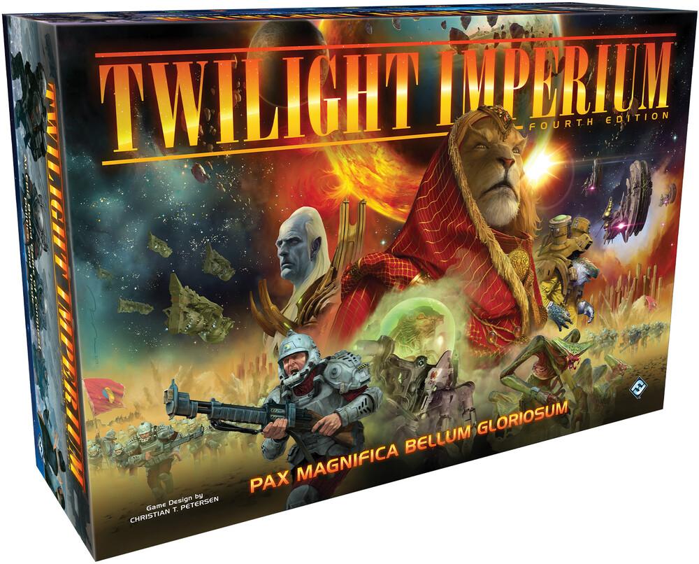 Twilight Imperium Fourth Edition - Twilight Imperium Fourth Edition