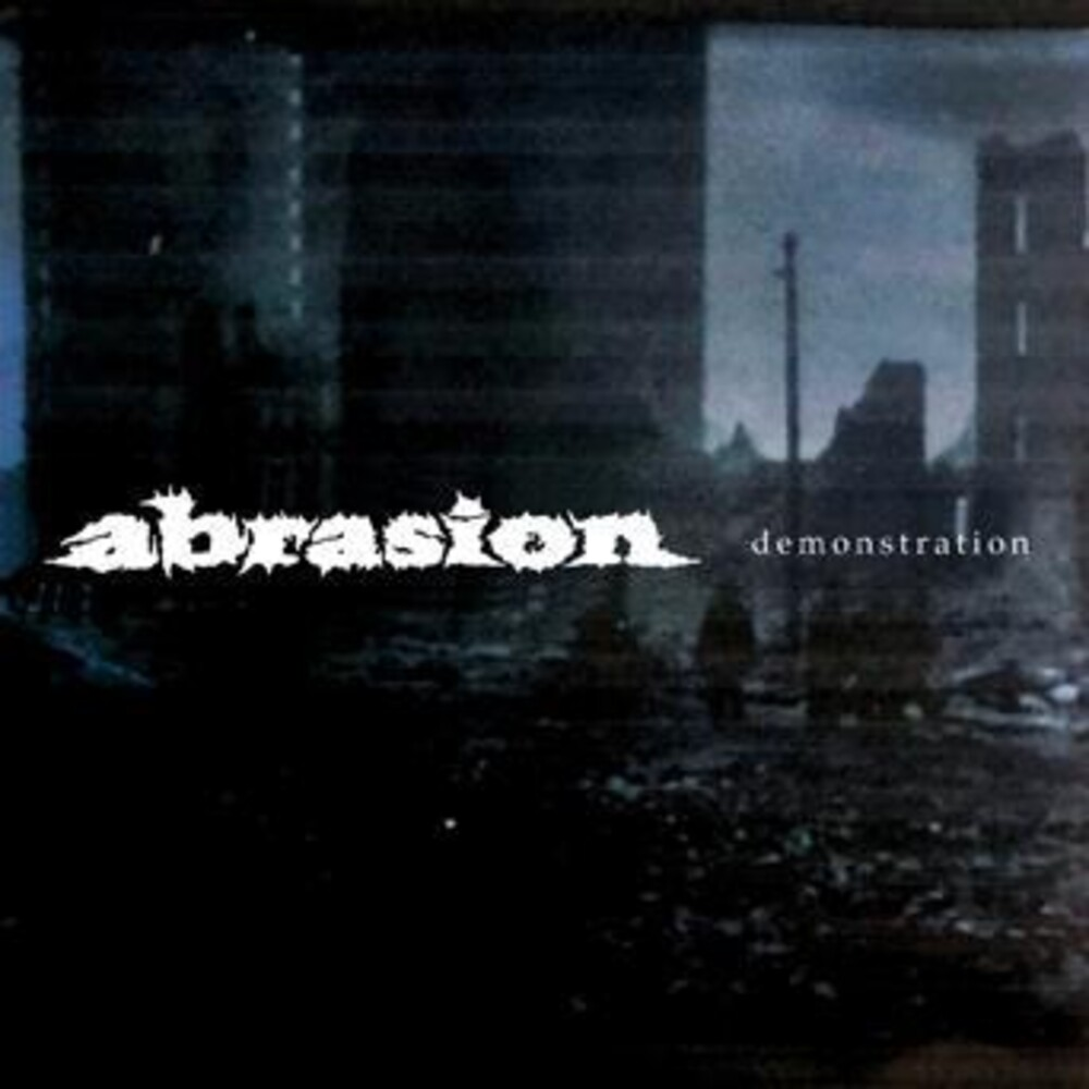 Abrasion - Demonstration [Clear Vinyl] [Limited Edition]