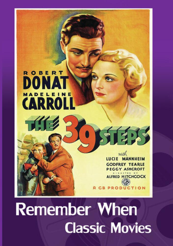 39 Steps - The 39 Steps