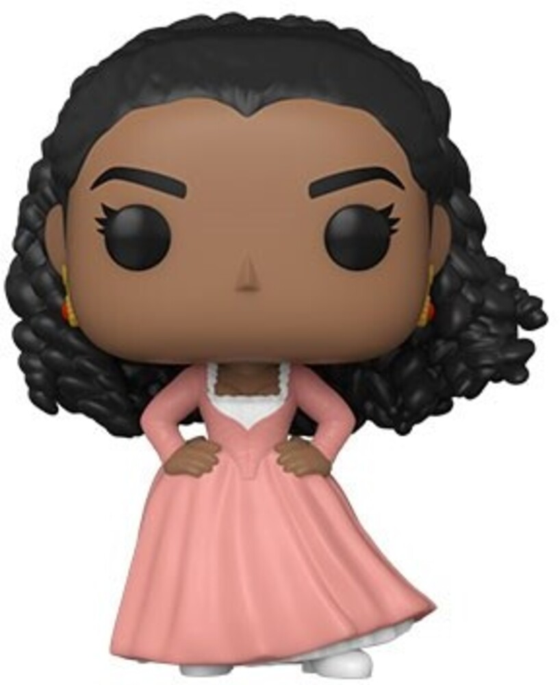 - FUNKO POP! MOVIES: Hamilton- Angelica Schuyler