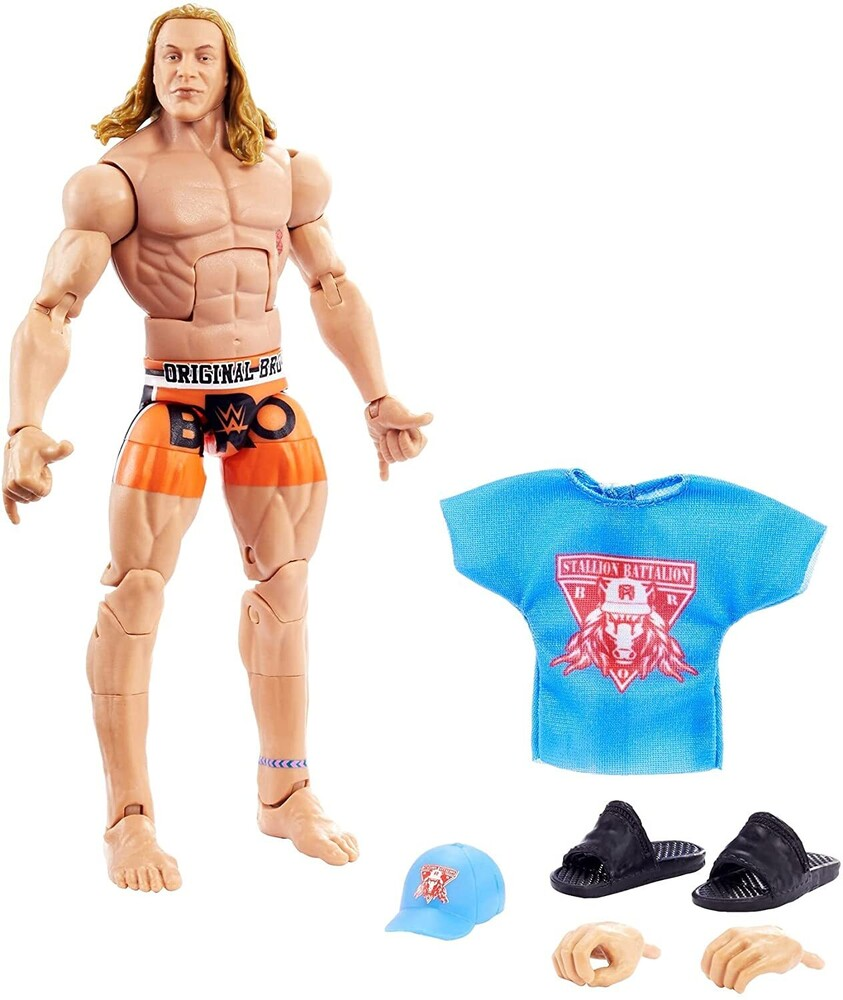 WWE - Mattel Collectible - WWE Elite Riddle