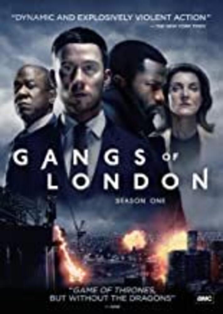 - Gangs Of London, Season 1 Dvd (3pc) / (3pk)