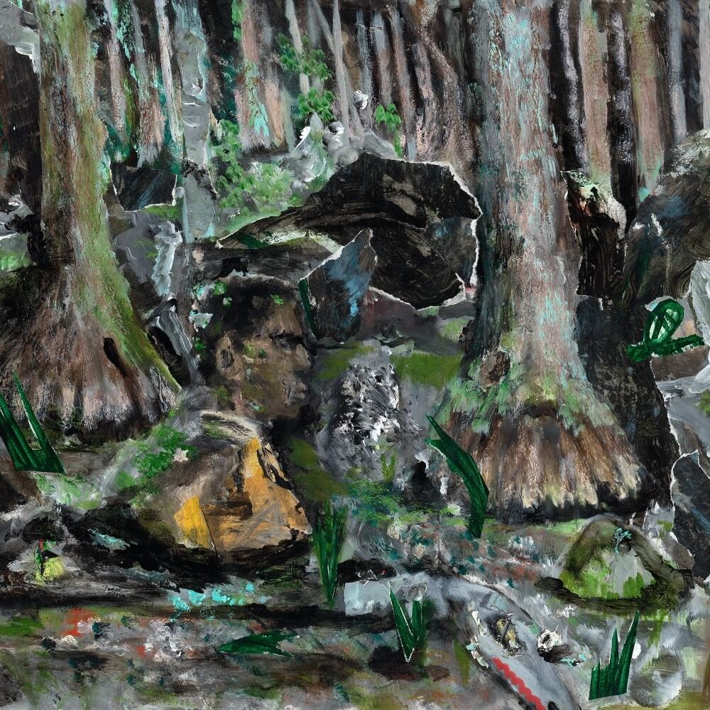 YUNGMORPHEUS - Thumbing Thru Foliage