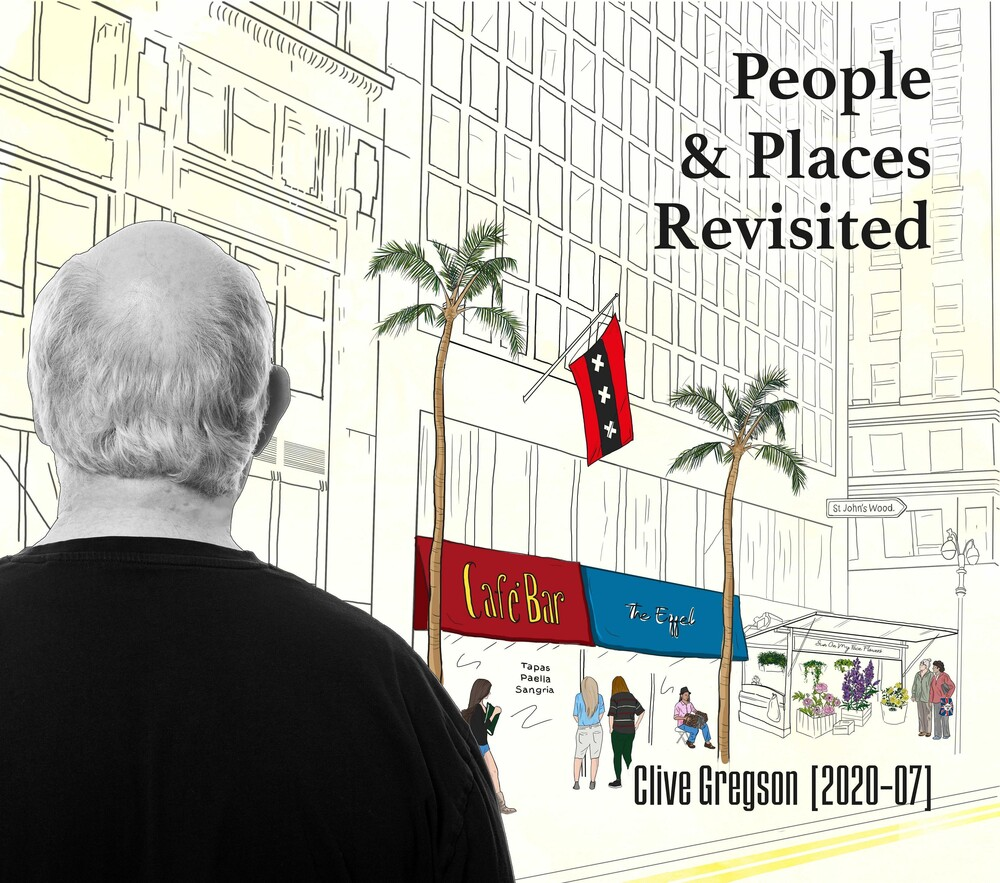 Clive Gregson - People & Places Revisited