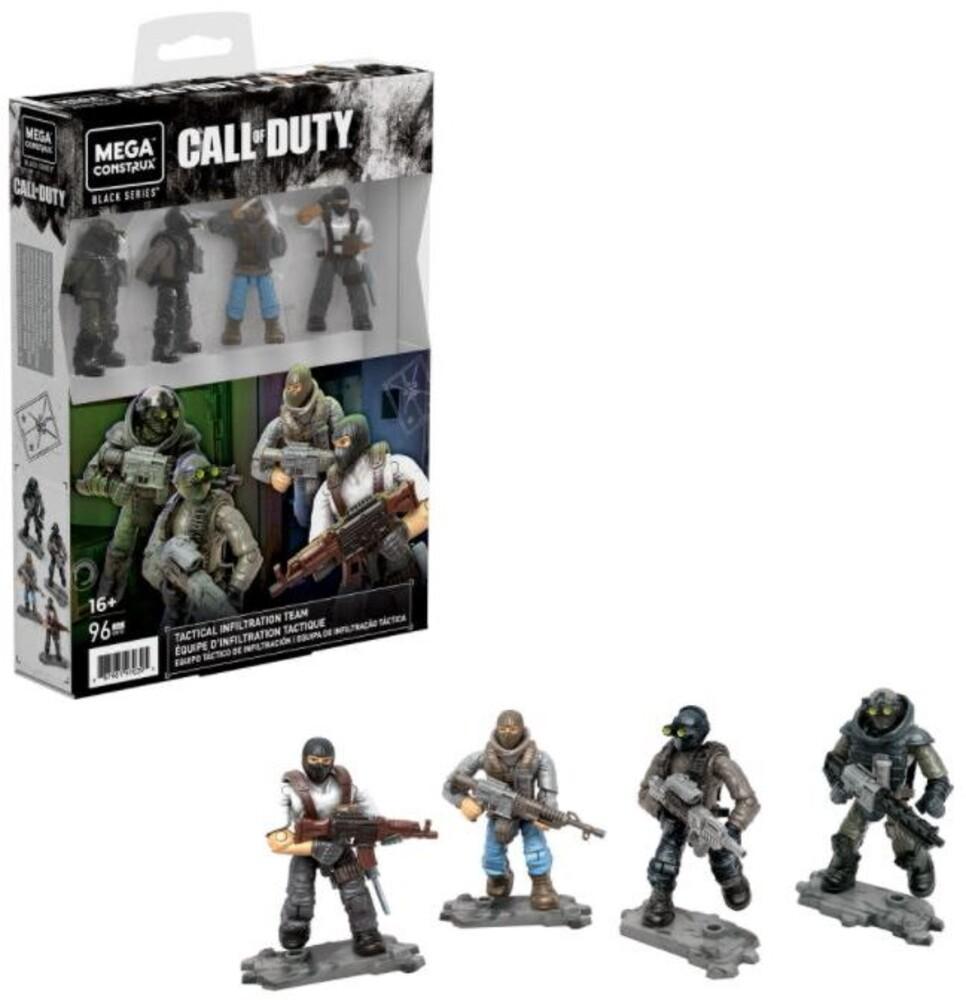 Mega Brands Call of Duty - MEGA Brands - Call of Duty Troop Pack 1