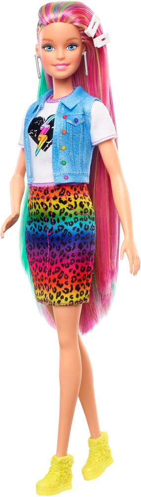 Barbie - Mattel - Barbie Hair Feature Doll 1