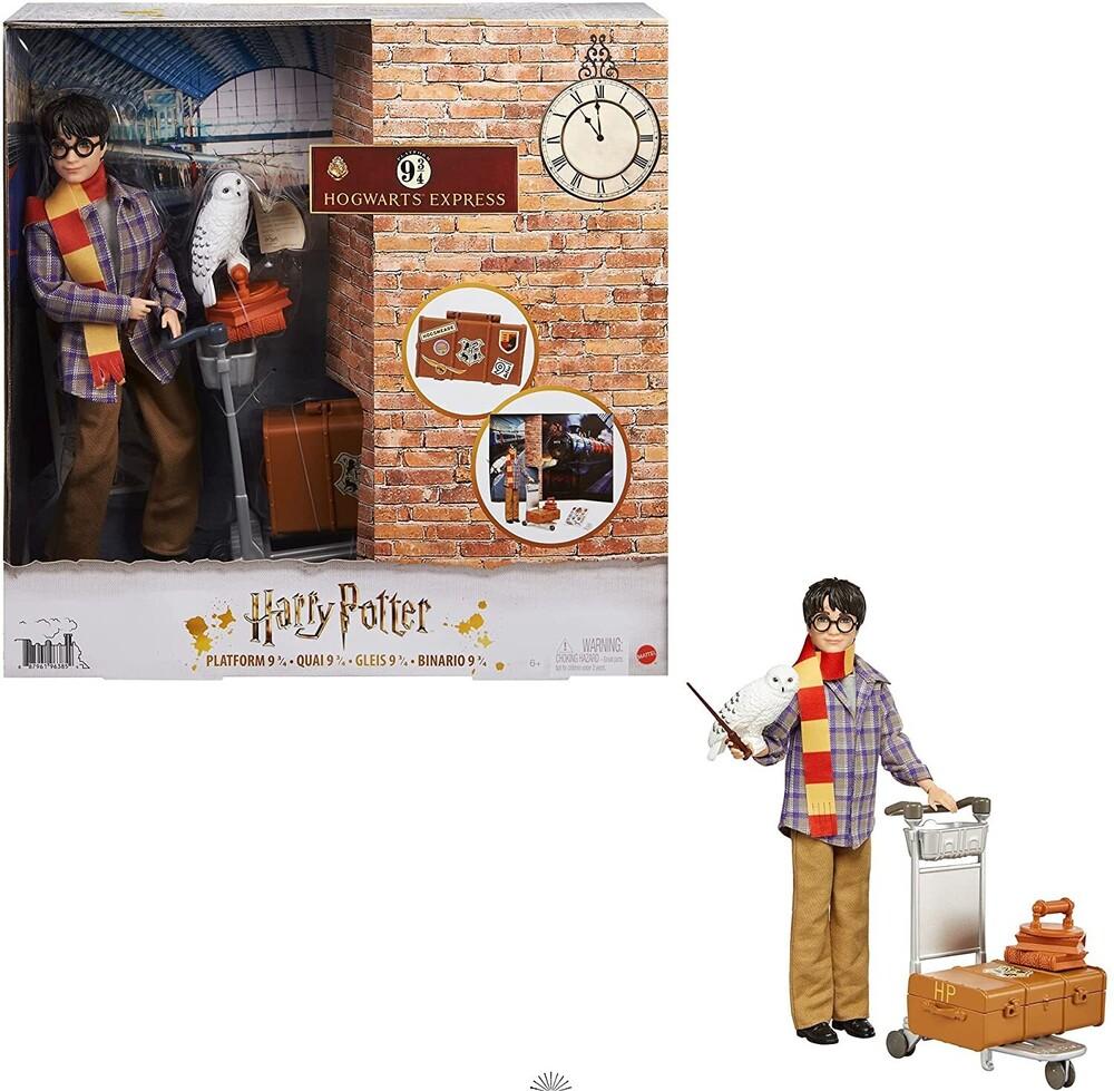 - Mattel - Harry Potter Platform 9 3/4 Scene