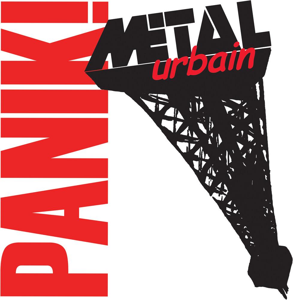 Metal Urbain - Panik!