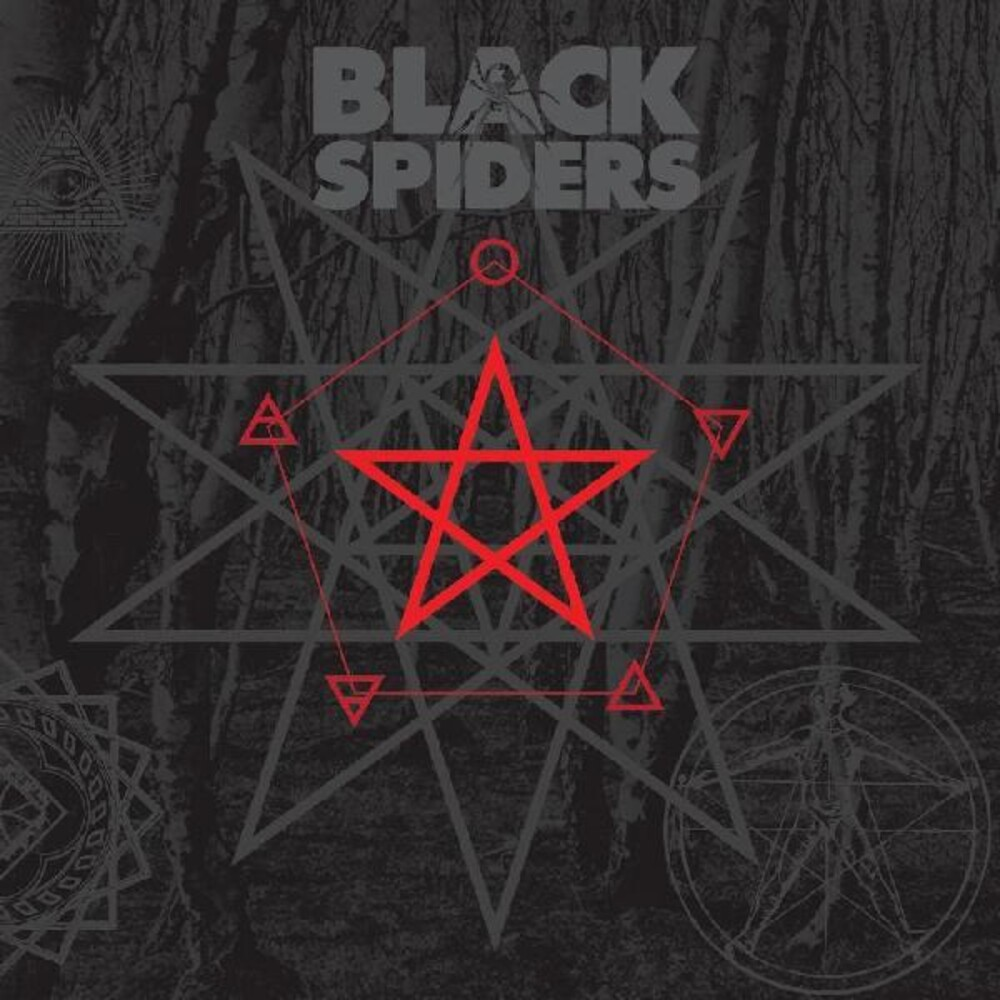 Black Spiders - Black Spiders