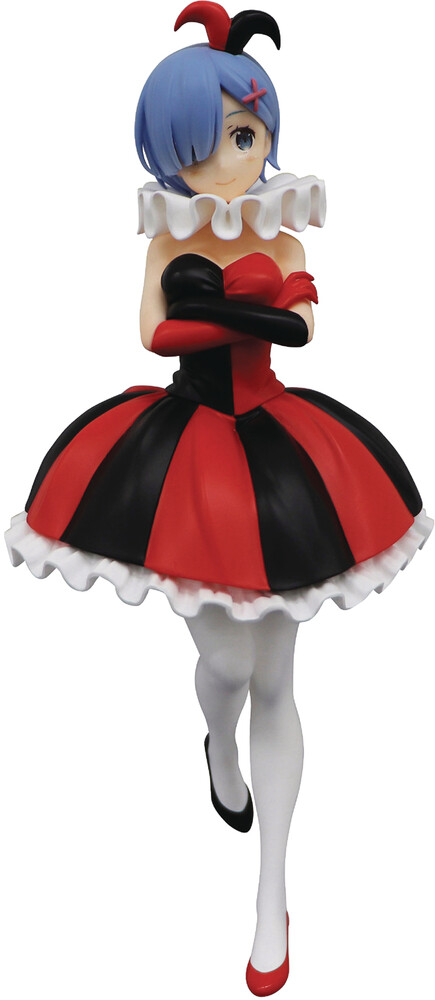 - Re Zero Sss Rem In Circus Non Scale Pvc (Clcb)