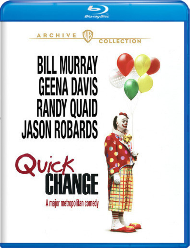 - Quick Change (1990) / (Full Mod Amar Sub)