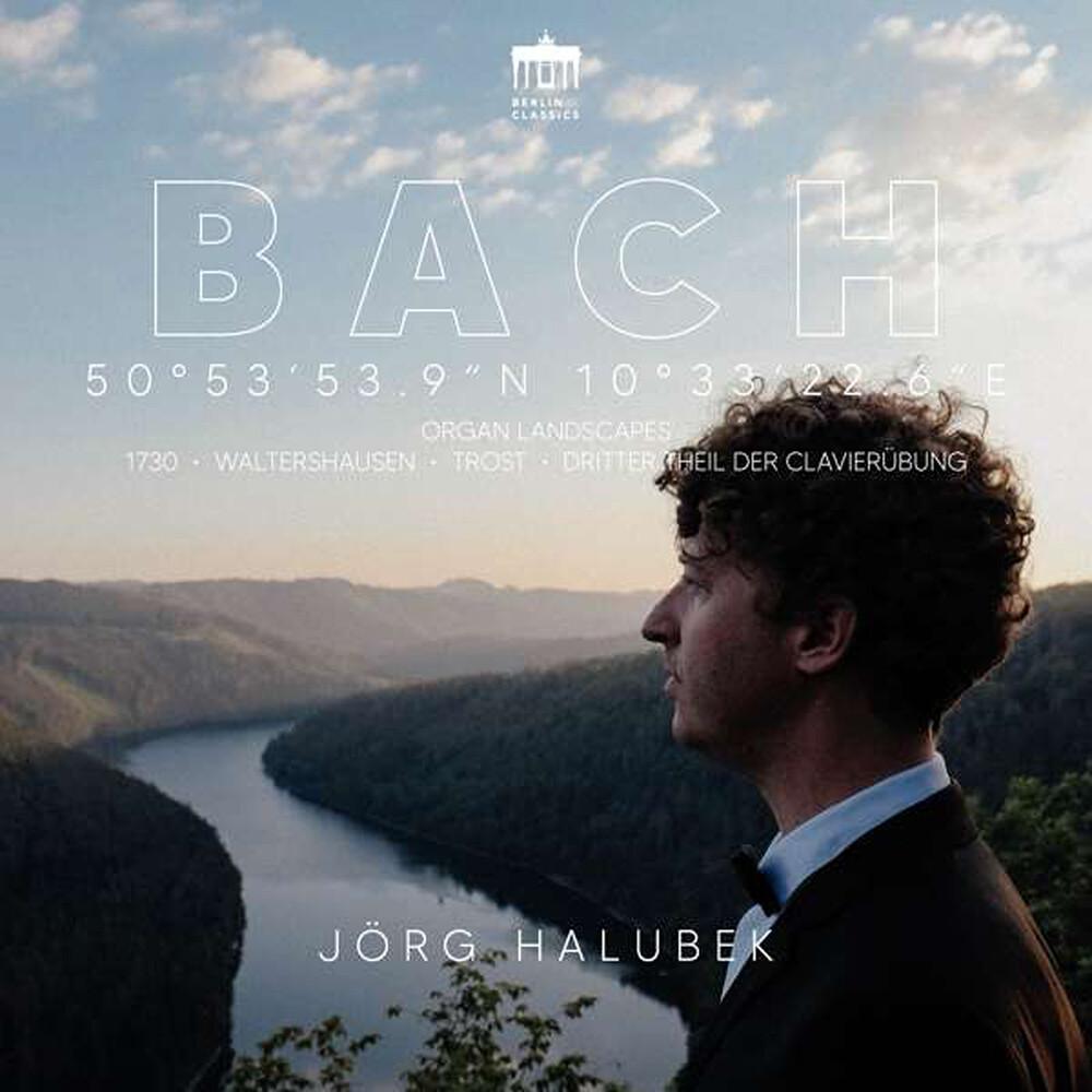 J Bach .S. / Halubek - 50 53 53 9 N 10 33 22 6 E (2pk)