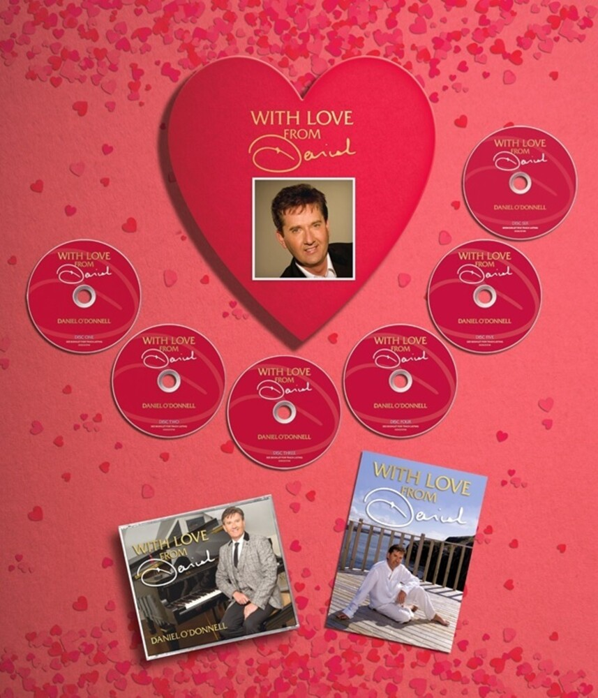 Daniel O'Donnell - With Love From Daniel (W/Dvd) (Box) (Auto) (Spkg)