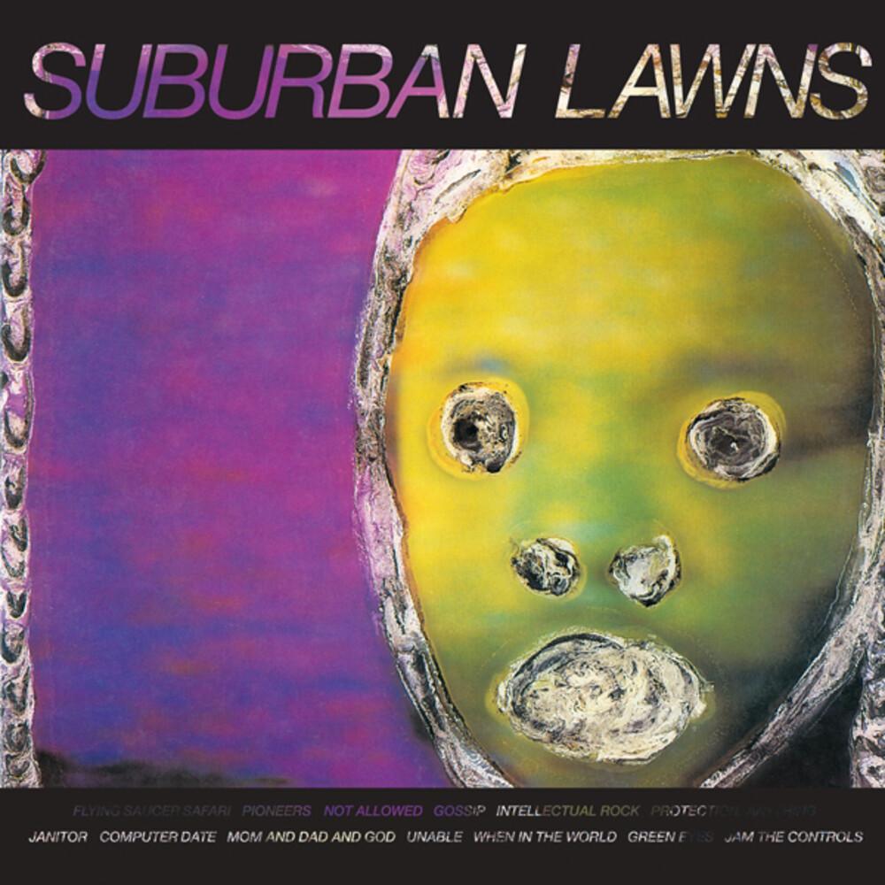 Suburban Lawns - Suburban Lawns