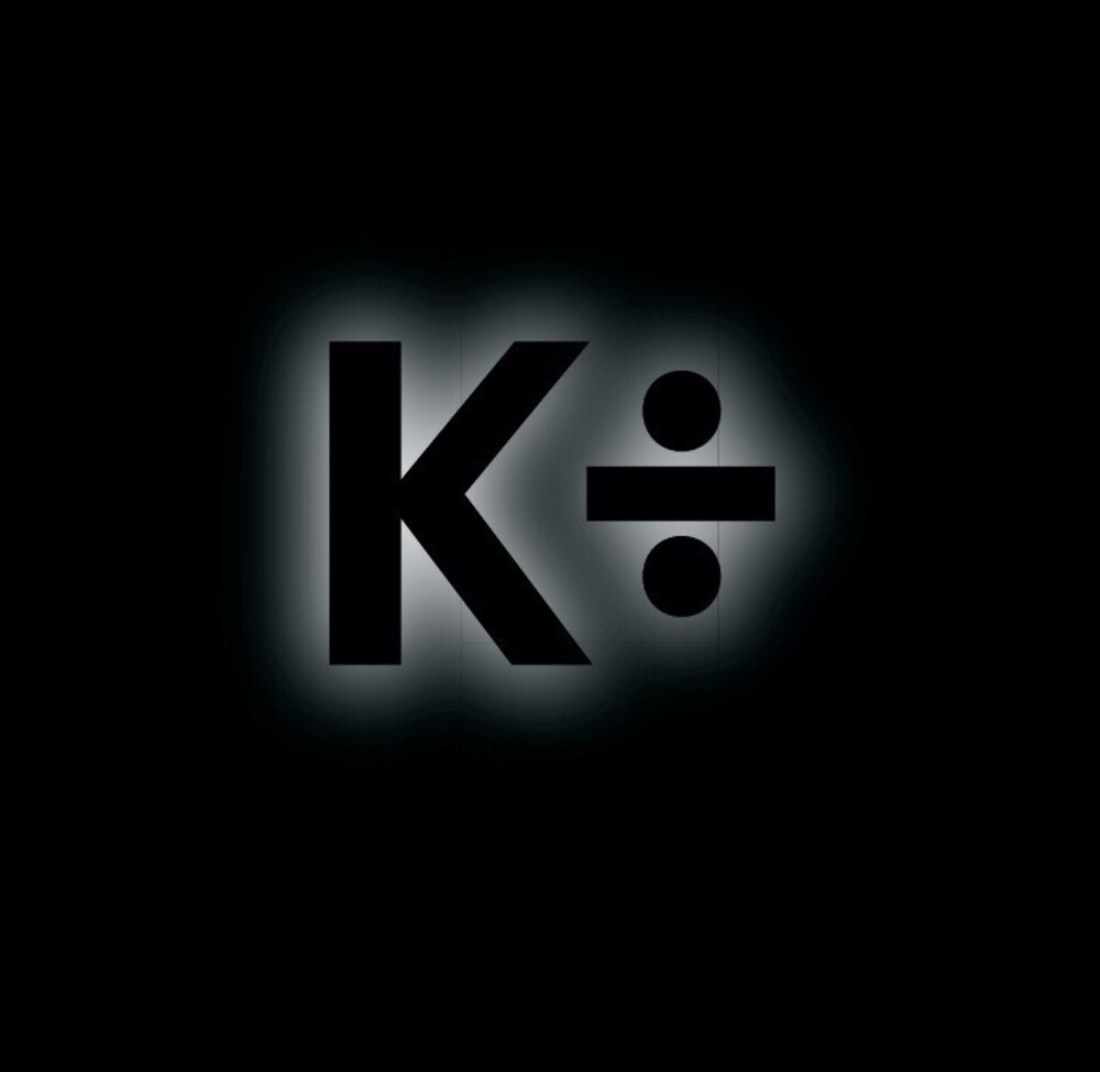 K Division ( Jaz Coleman  / Walker,Geordie / Hook ) - K/93 (10in) [Clear Vinyl] (Gate) (Uk)