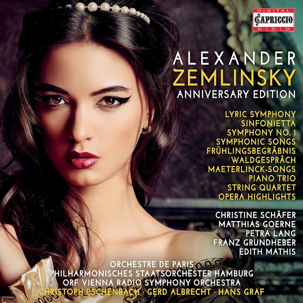 Zemlinsky - Anniversary Edition (Box)