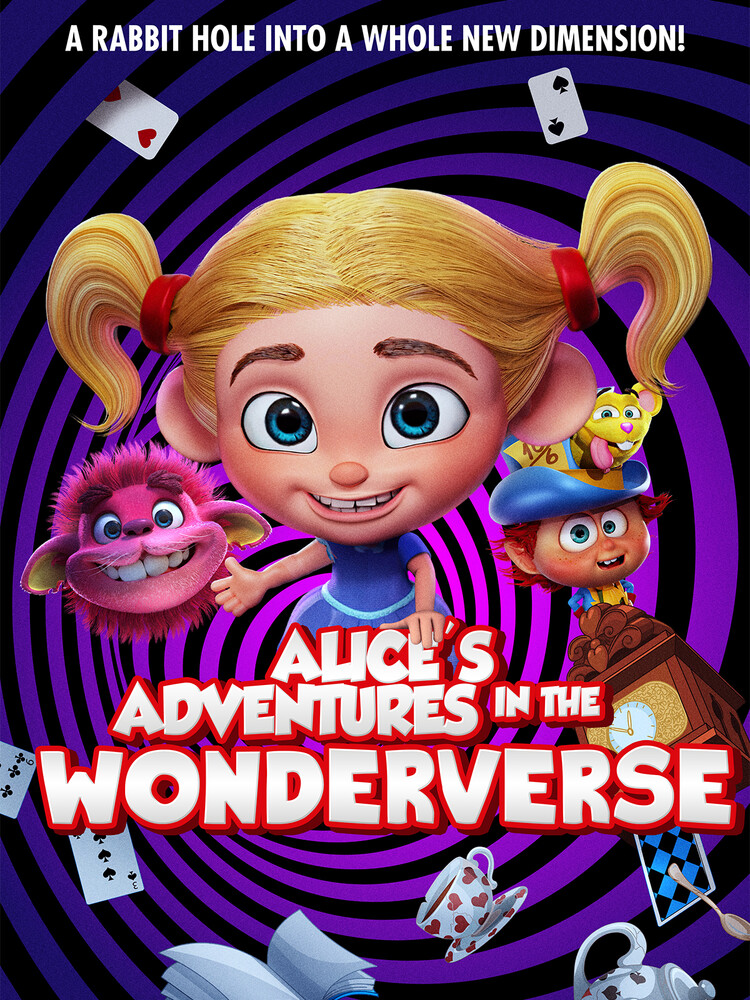 Sarah Taylor - Alice's Adventures In The Wonderverse