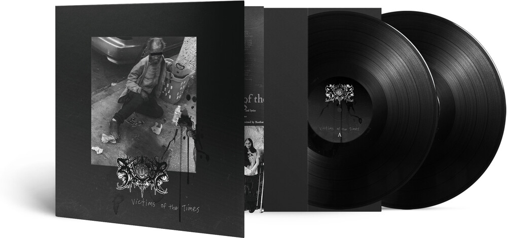 Xasthur - Victims Of The Times (Gate) [Limited Edition] [180 Gram]