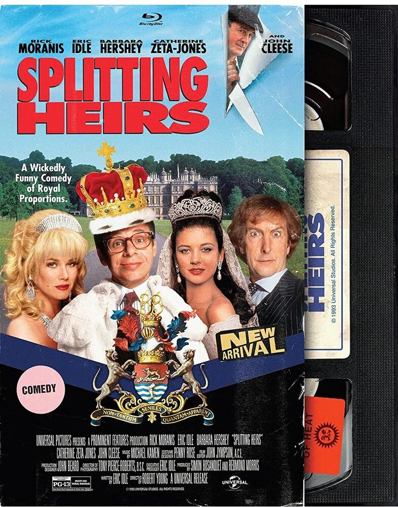 Splitting Heirs - Retro Vhs Bd - Splitting Heirs - Retro Vhs Bd